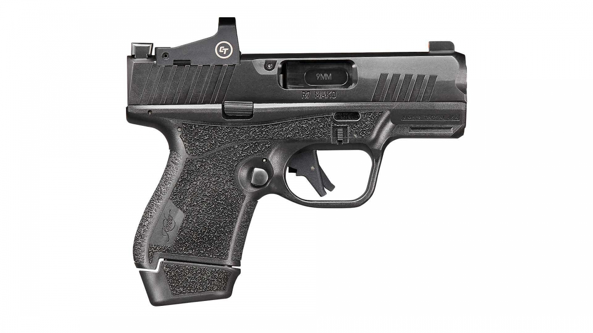 Kimber R7 Mako 9mm concealed carry pistol – right side