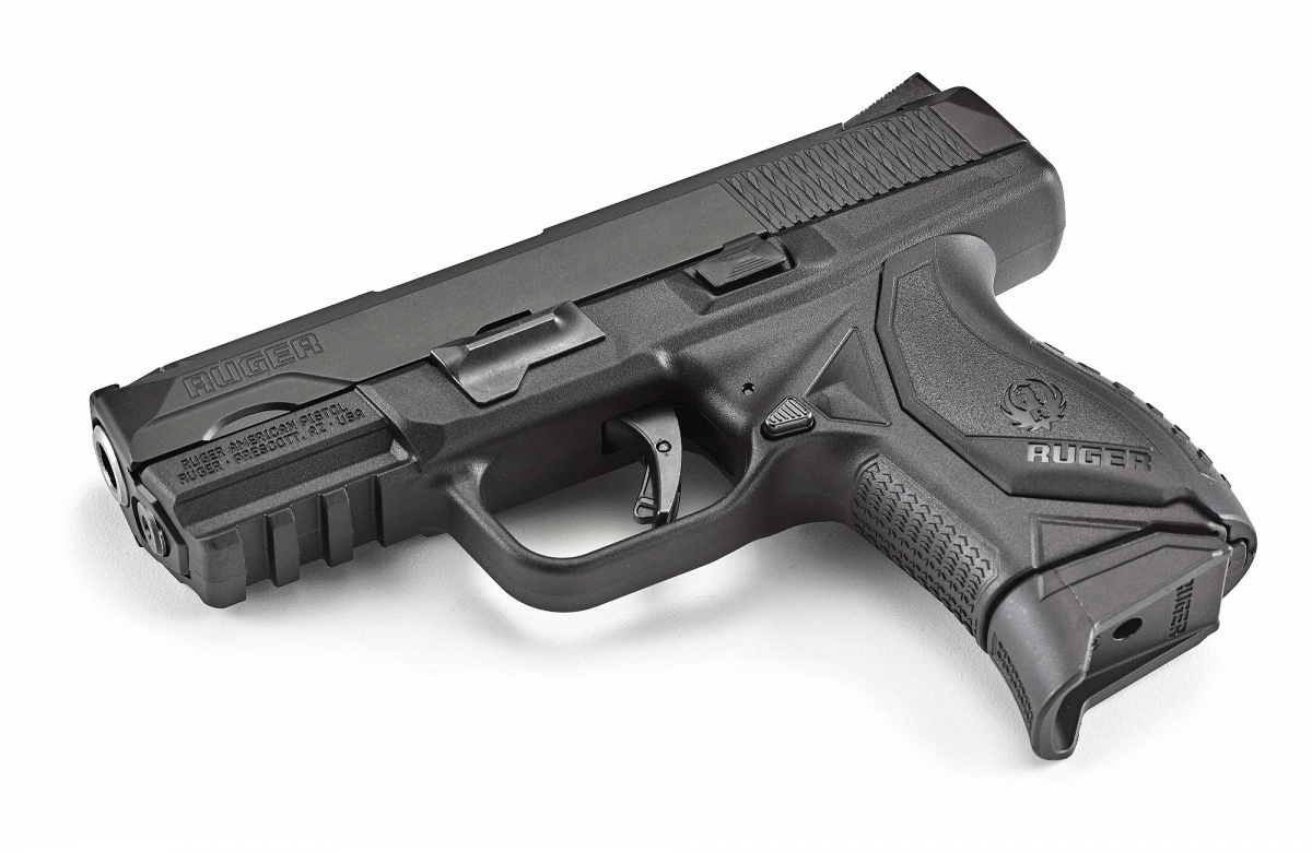 A compact model adds to the American Pistol line-up launched earlier on this year