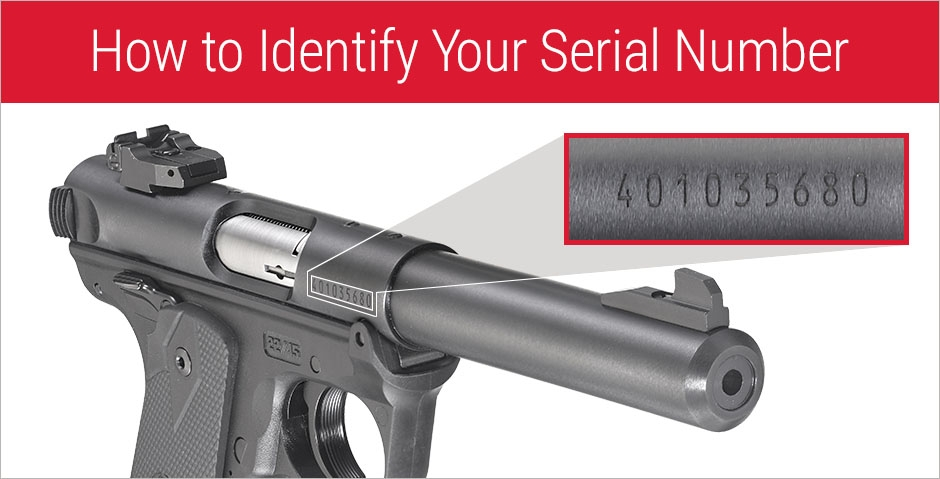 Owners of Ruger Mark IV and 22/45 pistols are urged to check out the official recall website and confront the serial number of their sample to see if it's subject to the recall