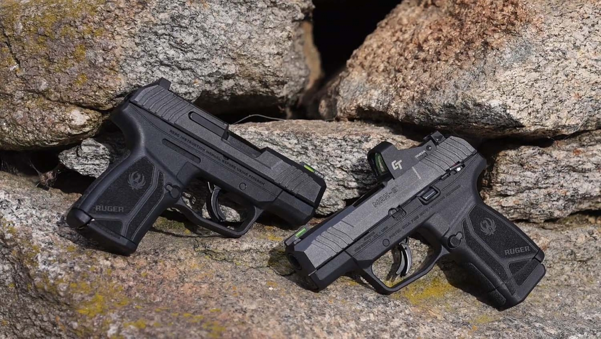 Ruger's new MAX-9 and MAX-9 Pro semi-automatic subcompact pistols are specifically aimed to America's large concealed carry market
