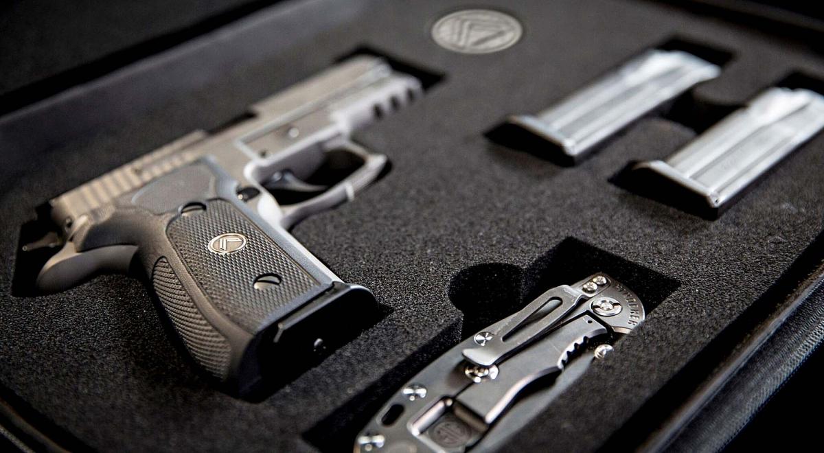SIG Sauer Legion Series pistols
