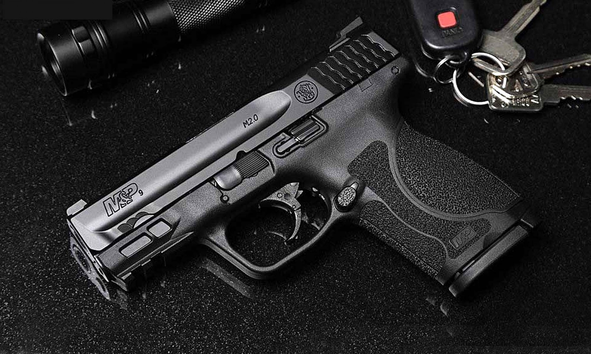 "Smith & Wesson M&P M2.0 Compact series pistols now available with 3.6"" barrel"