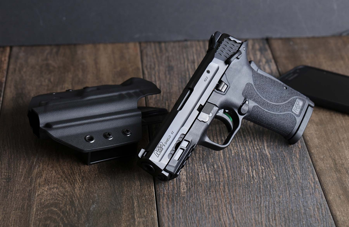 Safety recall for Smith & Wesson M&P-9 and M&P-380 Shield EZ pistols