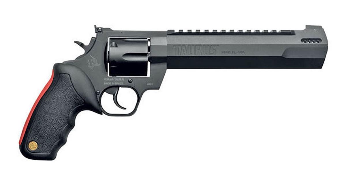 La Taurus è nota sui mercati internazionali soprattutto per i suoi revolver, come il nuovo Taurus Raging Hunter in calibro .44 Magnum