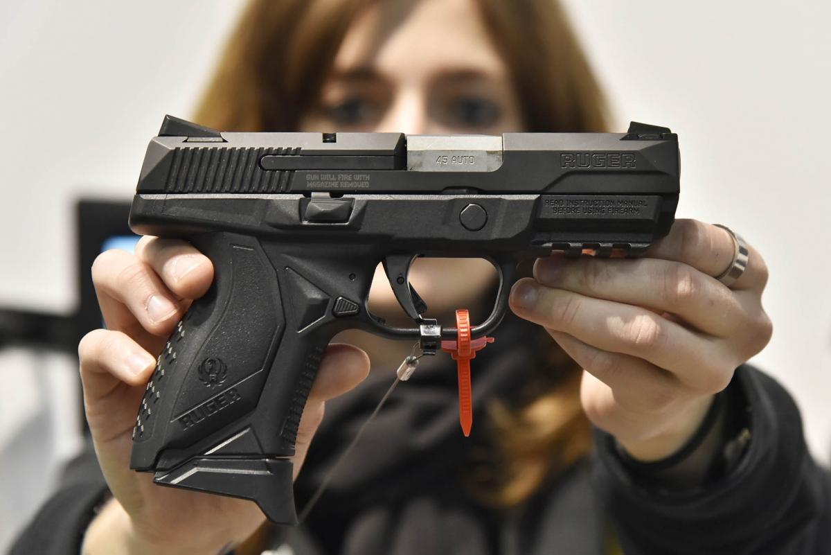 La American Pistol della Ruger è ora disponibile anche in versione compatta nel calibro .45 ACP