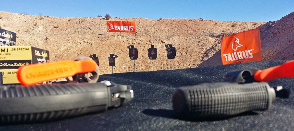 Range is HOT at Taurus!