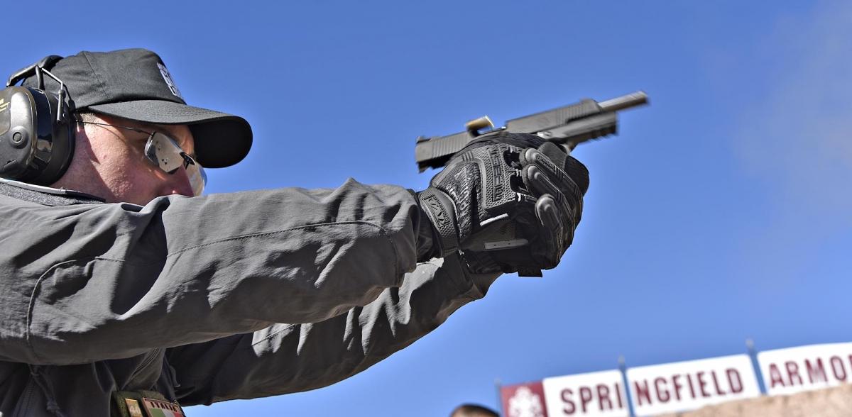 Springfield Armory 1911 TRP Operator 10mm Auto caliber
