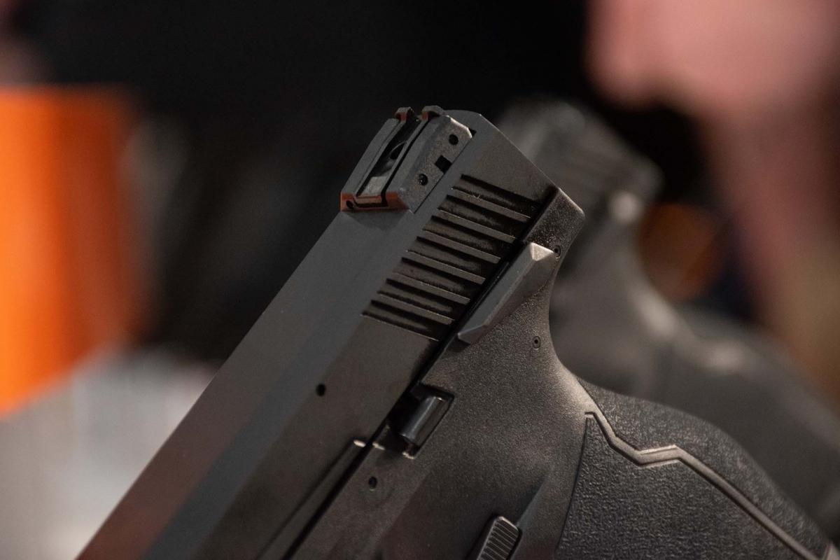 Taurus TX22 semi-automatic pistol