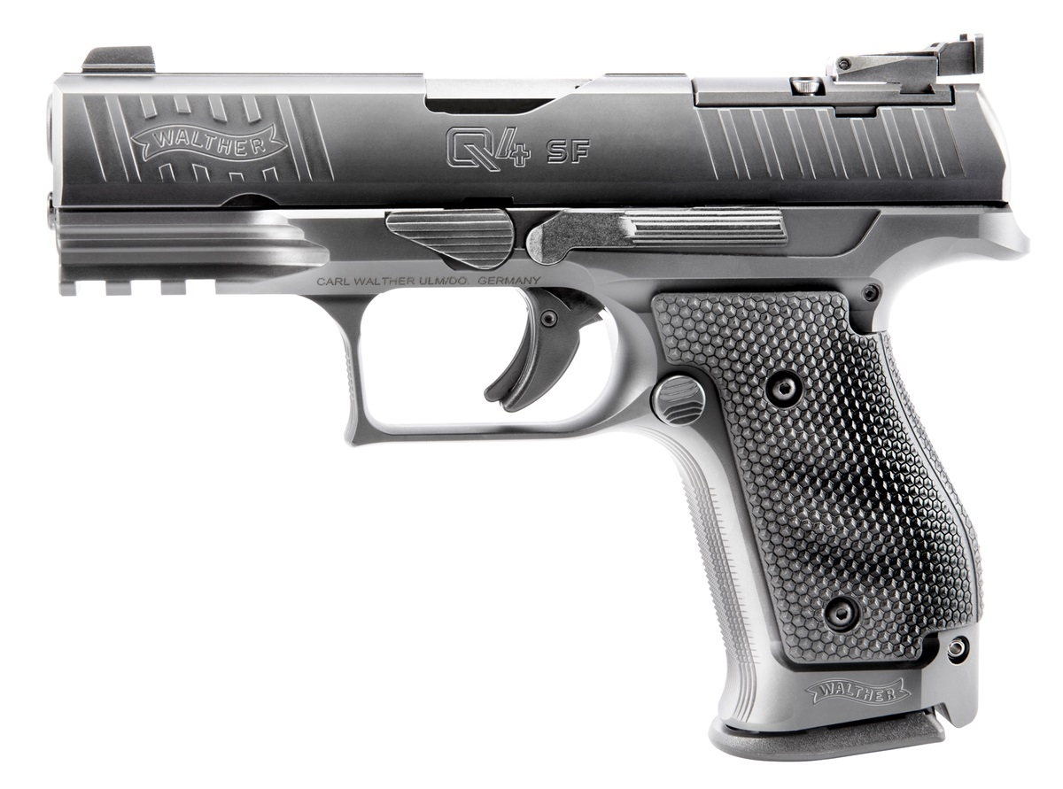 Walther Q4 Steel Frame pistol series