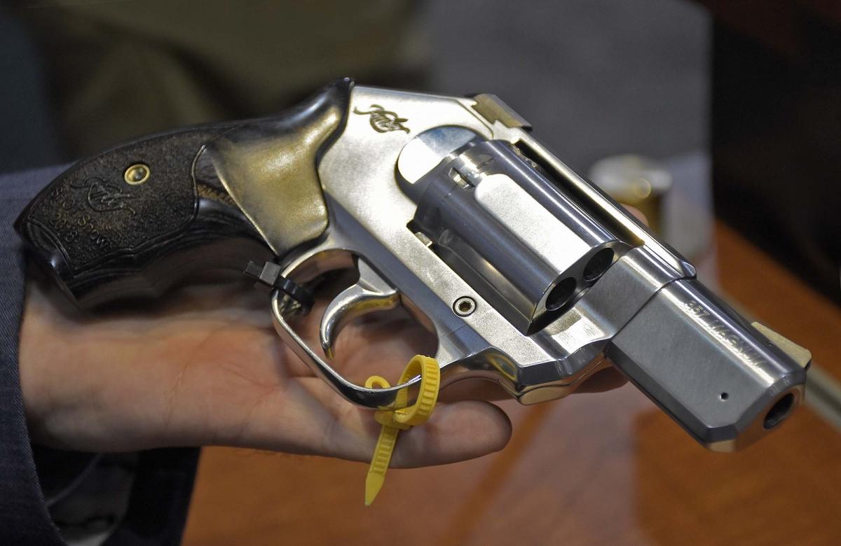 Kimber K6s .357 Magnum revolver