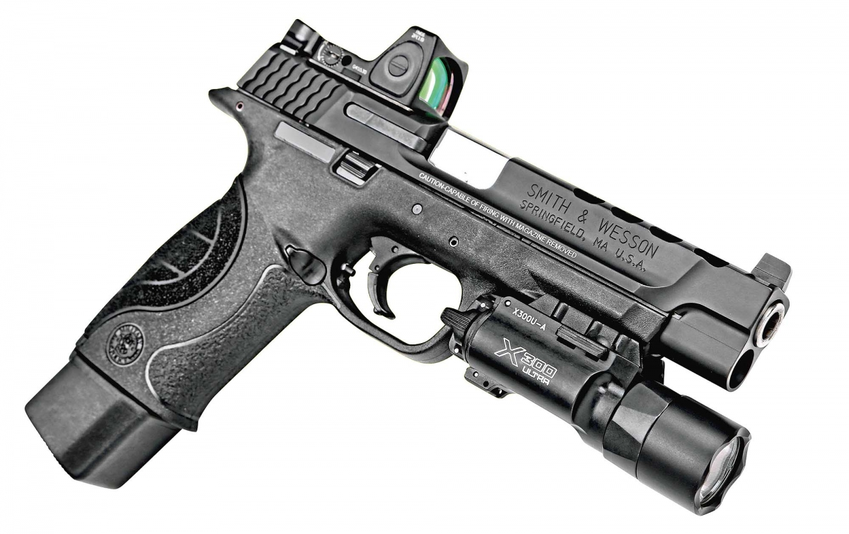 Smith & Wesson M&P CORE pistol