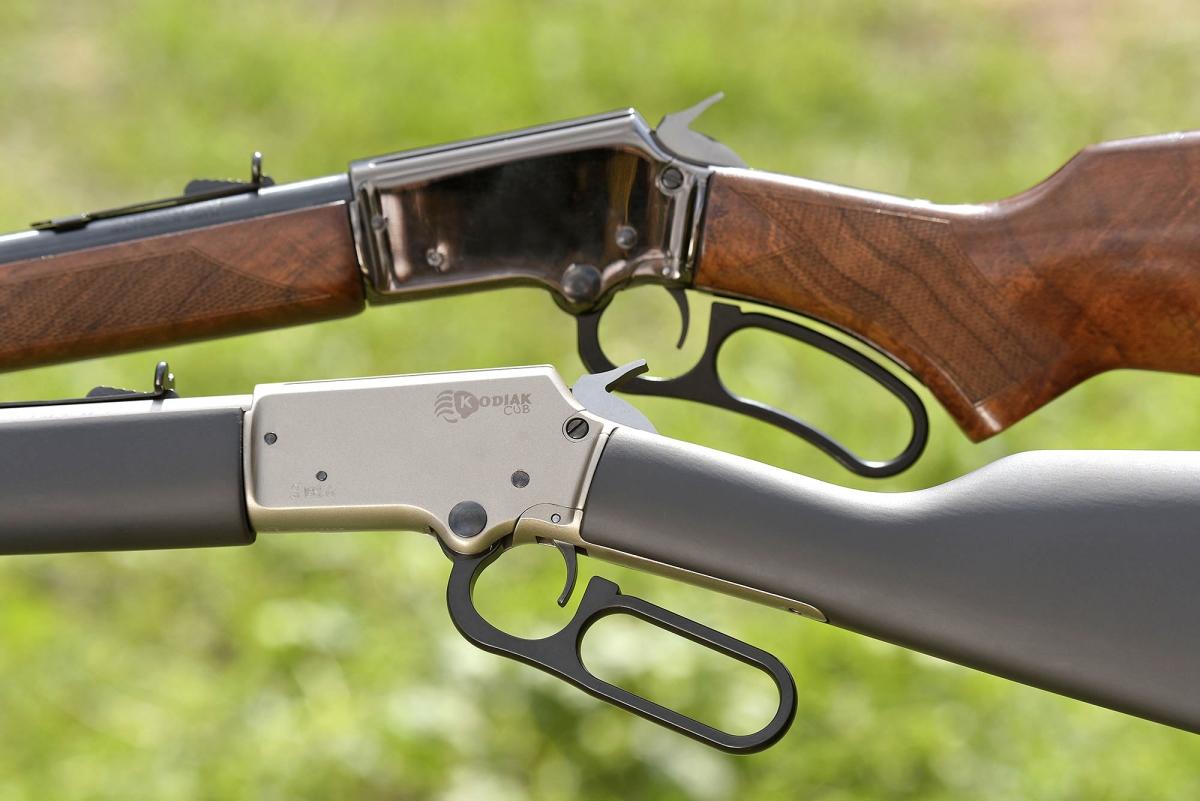 Chiappa firearms la322 la carabina a leva smontabile e divertente - La xiarapina ...