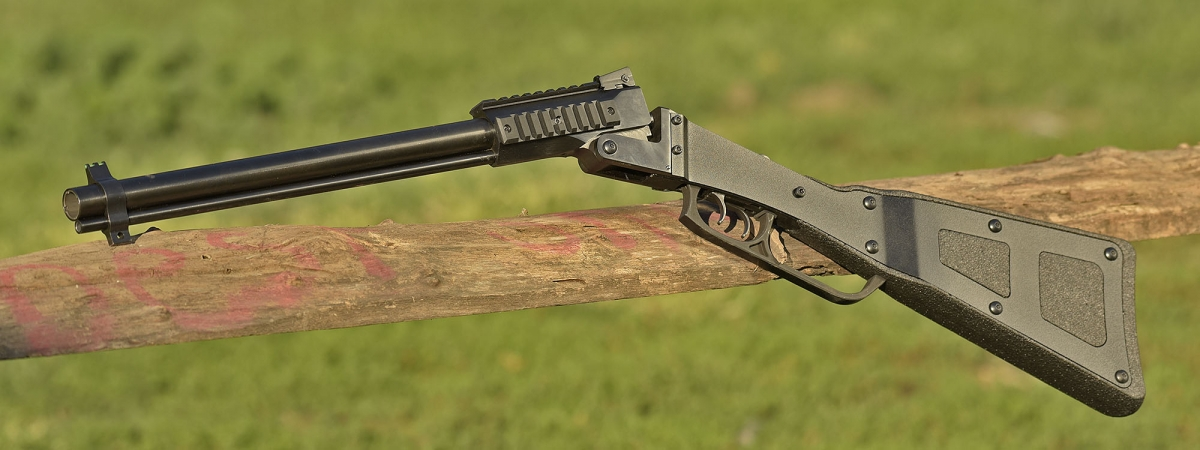 The Chiappa Firearms M6 is a simple, sturdy and fun to shoot combination gun, with a fascinating history at its back