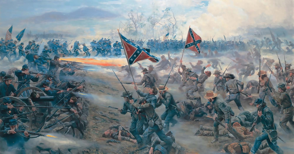 Born n Europe, the Lorenz 1854 rifle saw wide use also during the American Civil War of 1861-1865, with a total of over 300.000 pieces delivered to both North and South troops