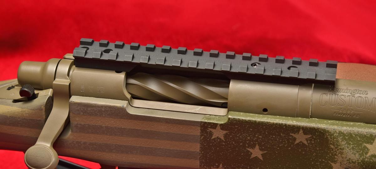 Remington 40-X Stars and Stripes
