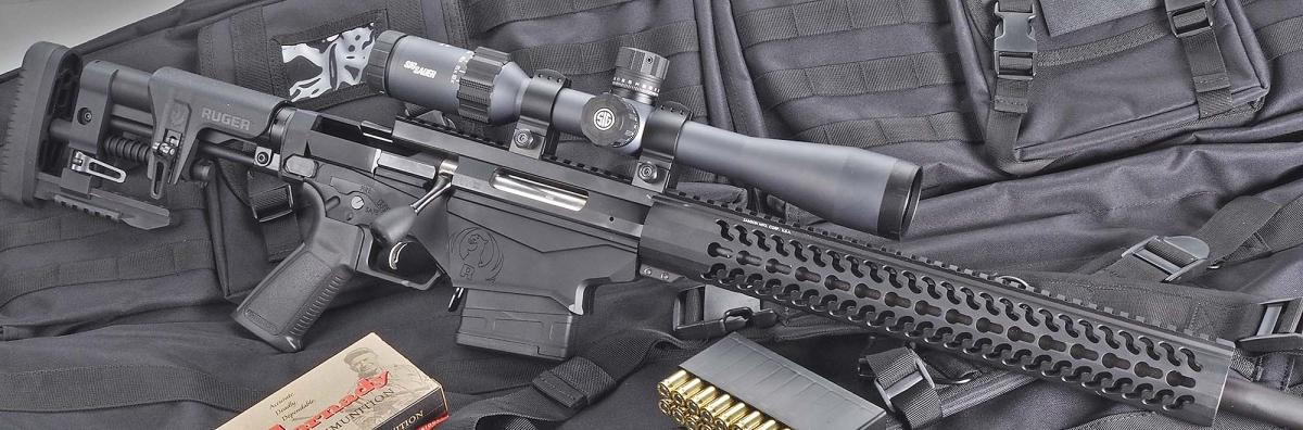 Ruger Precision Rifle, la soluzione americana