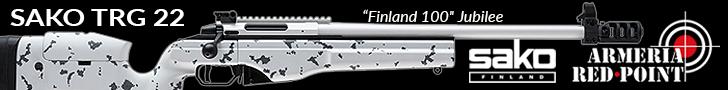 """Sako TRG 22 """"Finland 100"""" Jubilee: la serie limitata per il centenario della Finlandia"""