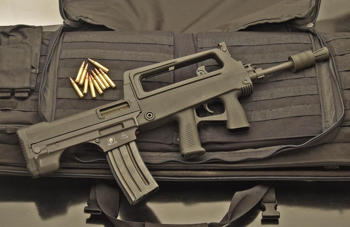 Prima Armi distribuisce lo M77 Commando, leggero e maneggevole bull-pup della Sino Defense Manufacturing