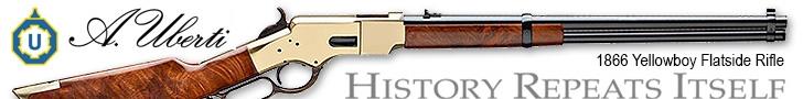 "Uberti Winchester 1866 ""Yellowboy"": 150 years for a legendary rifle"