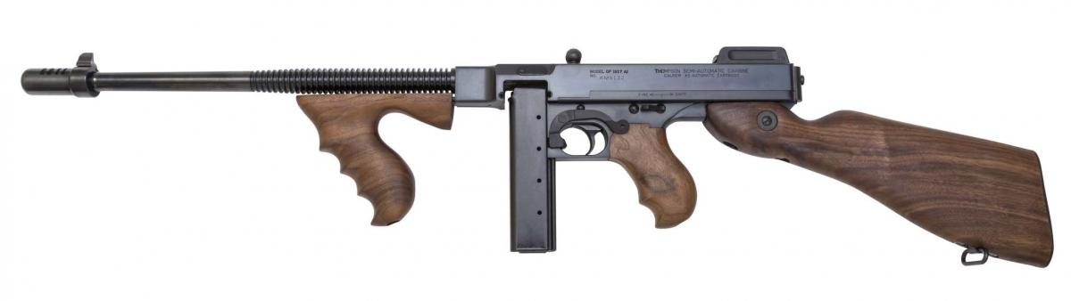 Auto-Ordnance Thompson T1-14 Semi-Auto Carbine, now available with short barrel