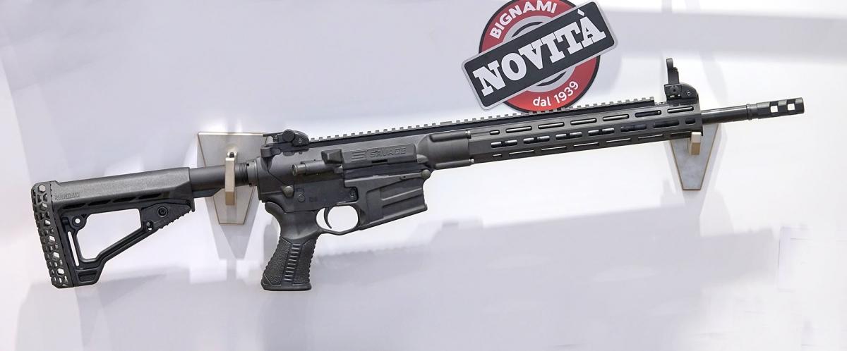 Bignami distribuirà in Italia la carabina semi-automatica MSR, l'AR-15 di casa Savage