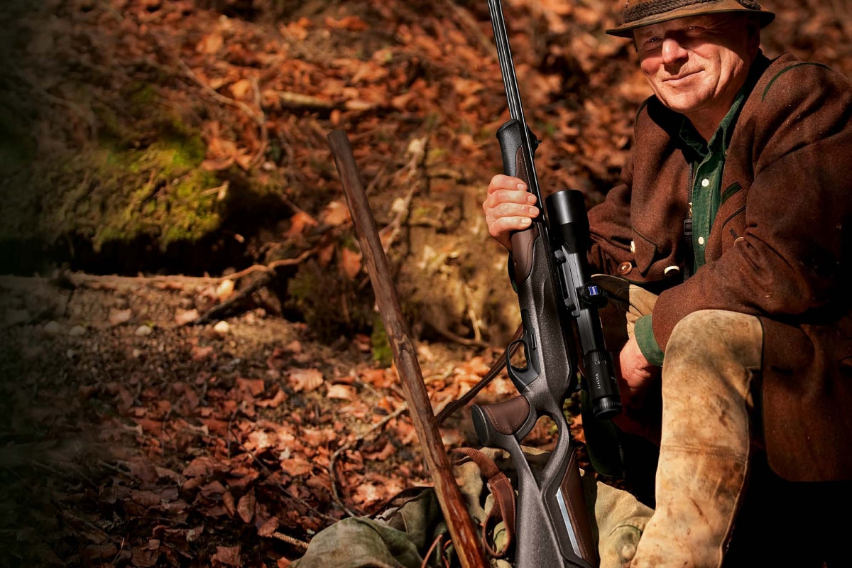 More than just a rifle: the Blaser R8 it is a platform that offers flexibility, ergonomics and trigger performance unlike any others in on the hunting rifles market!