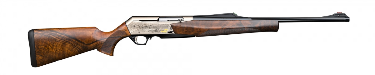 Right view of the 1,000 BAR MK3 50th anniversary rifles