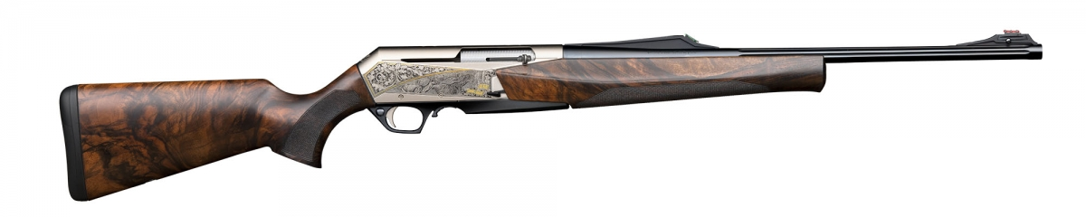 Right view of the BAR MK3 50th anniversary Exclusive edition rifles, restricted to 50 individually numbered rifles