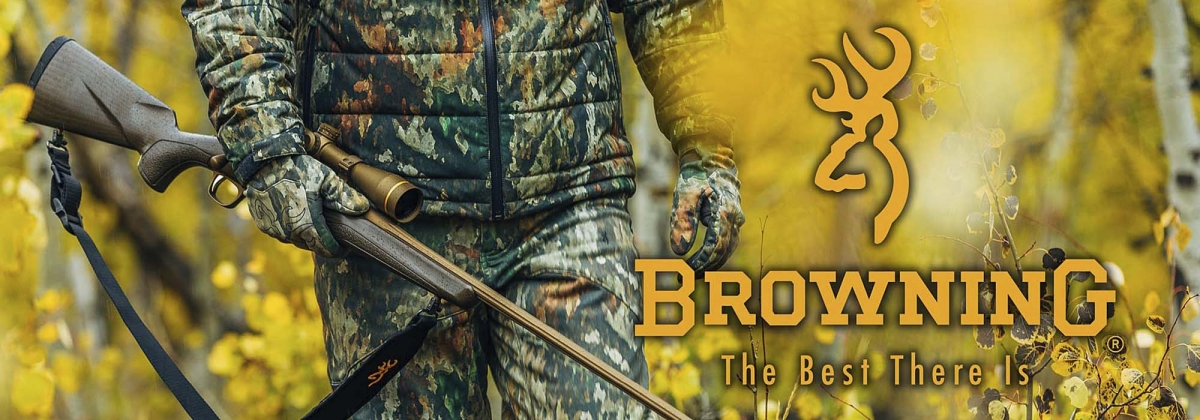 Browning X-Bolt Pro Long Range rifle, for precision hunting