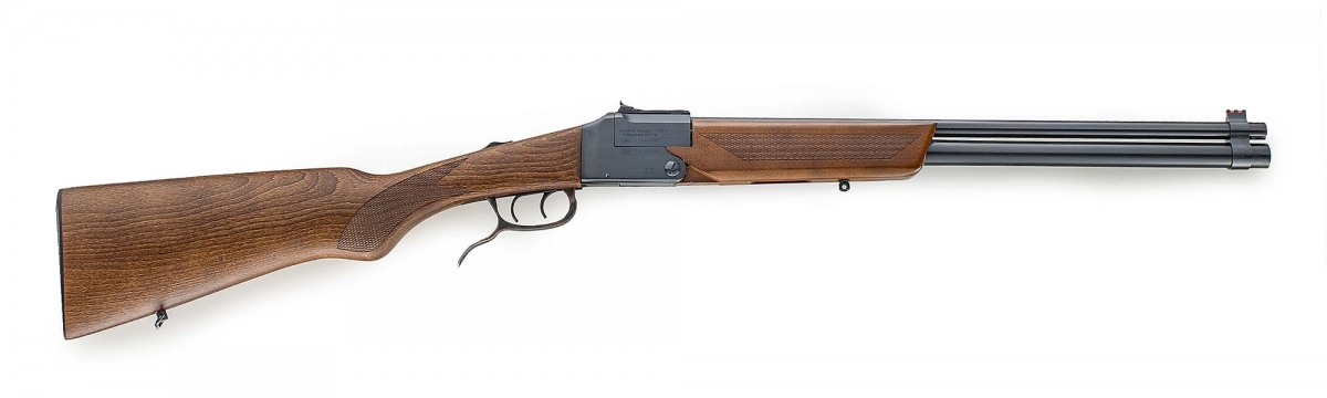 Chiappa Firearms - Double Badger Combination Gun now also in 20 Gauge and .22 Long Rifle caliber
