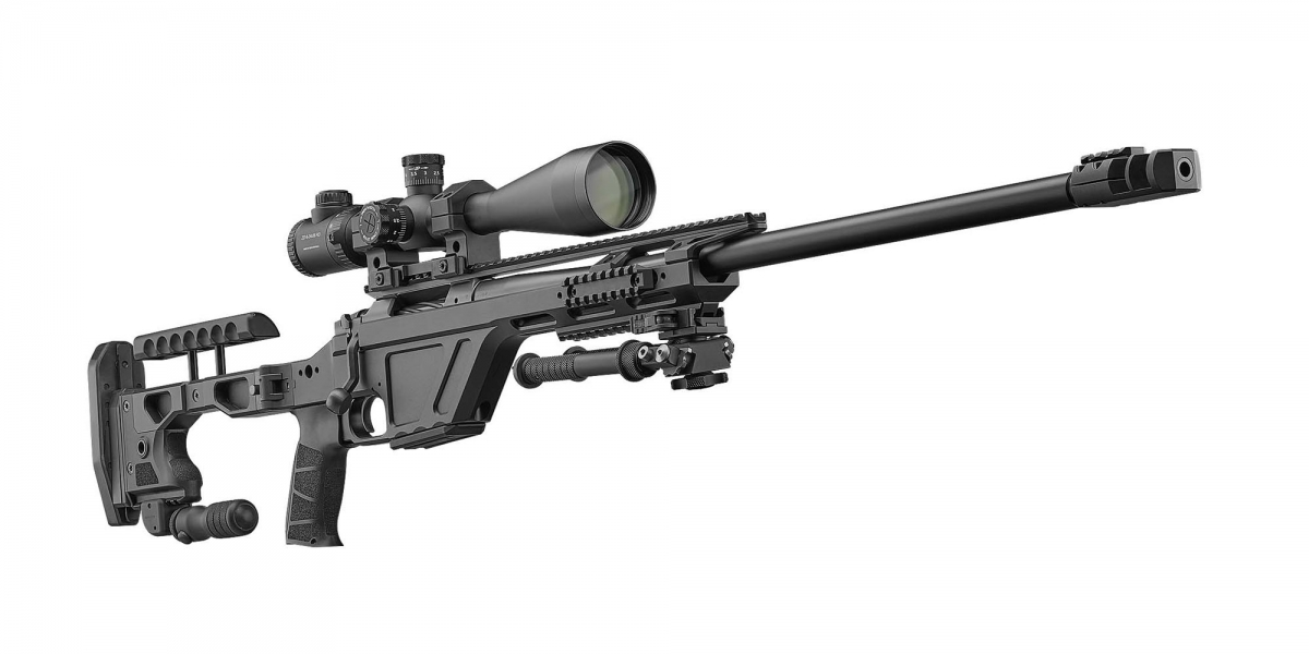Il CZ TSR è il più recente fucile per il tiro tattico a lunga distanza dell'azienda di Uherský Brod