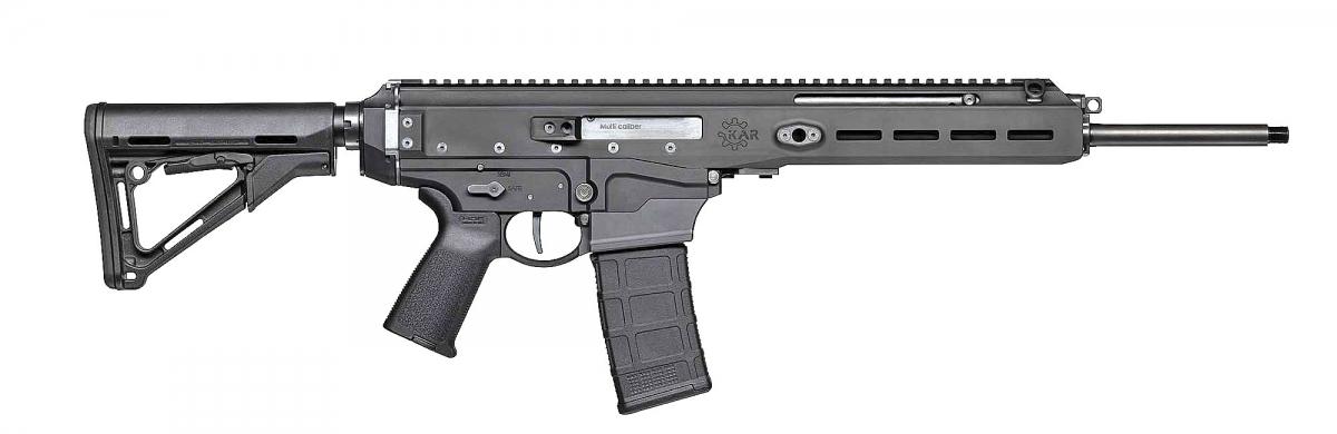 Ensio FireArms KAR-21 semi-automatic rifle in 5.56x45mm / .223 Remington caliber configuration – right side