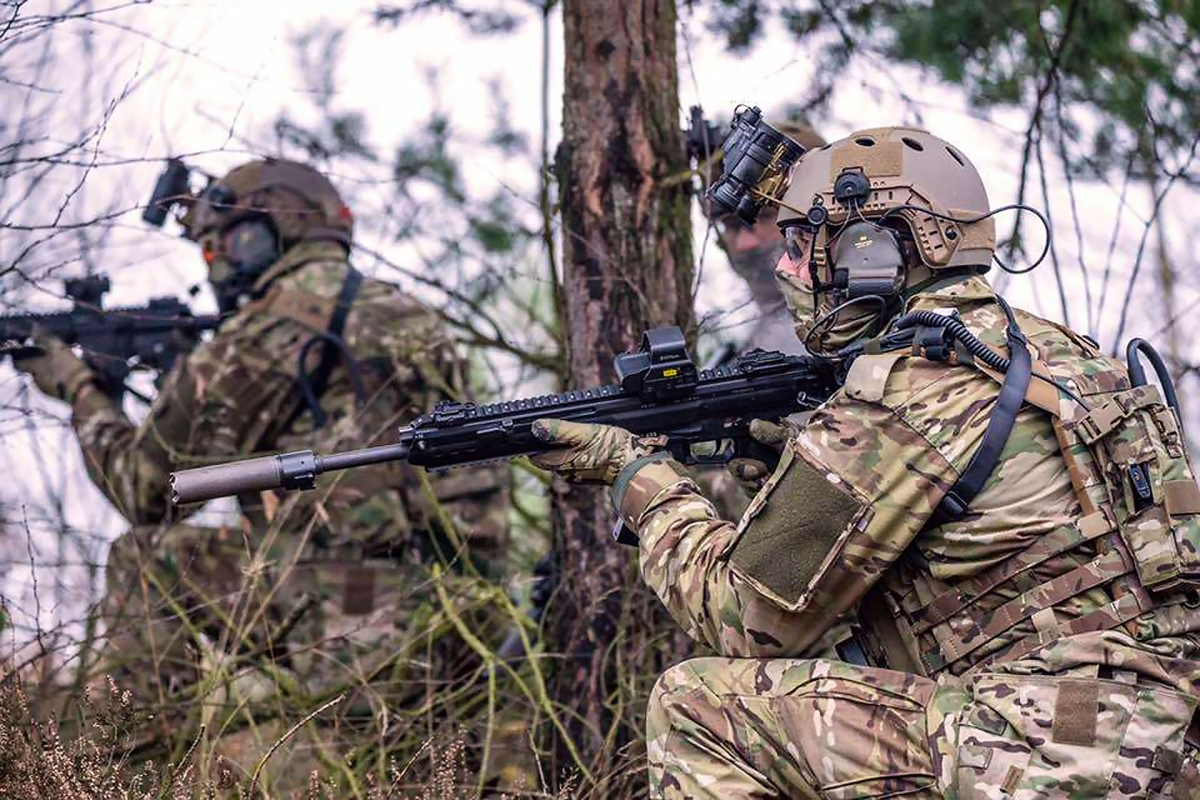 Is the HK433 already a designated replacement for the G36, or will the Bundeswehr break away from the tradition of procuring their small arms through Heckler & Koch? Only time will tell!