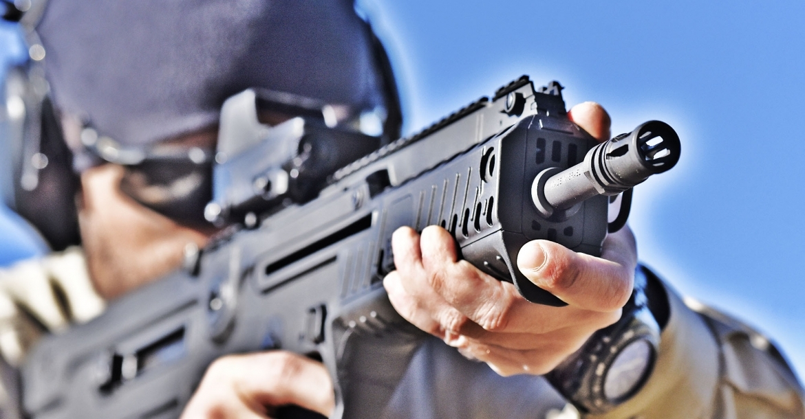 IWI US to phase out the original Tavor SAR