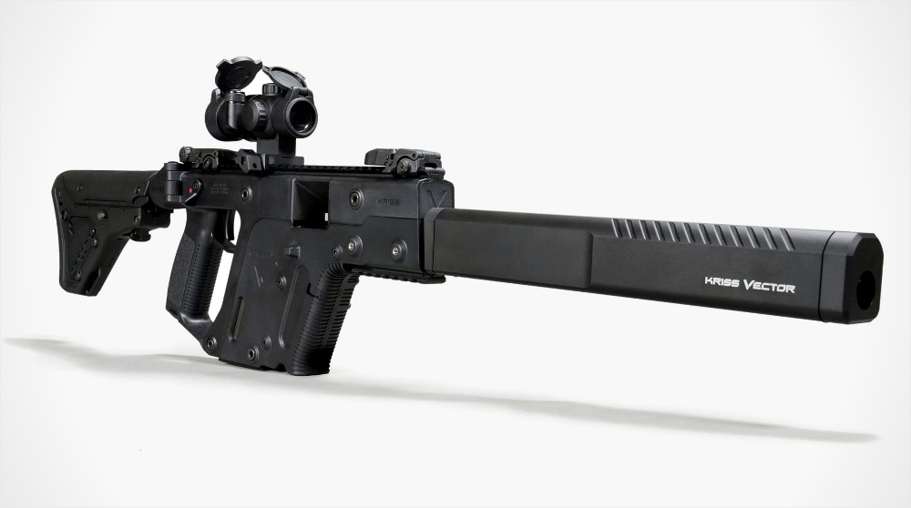 The Kriss Arms line of Vector Gen.II pistols, carbines, sub-machineguns and short barrel rifles is now available in the high-powered 10mm Auto caliber