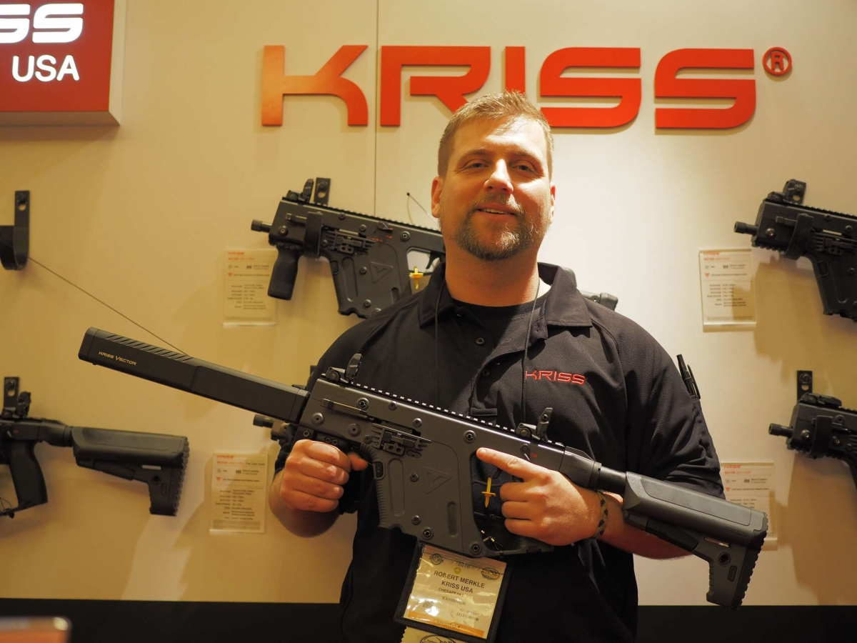 KRISS Vector Generation II 9mm