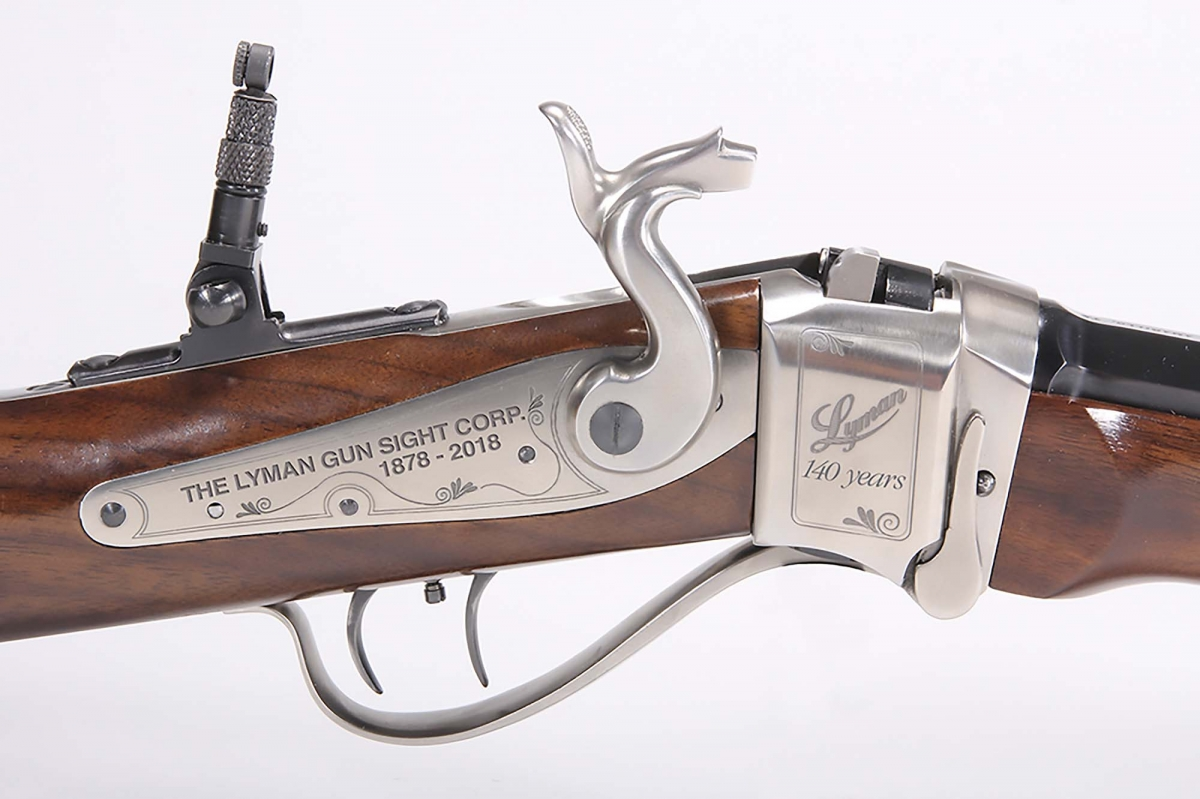 Lyman Commemorative 1878 Sharps Carbine