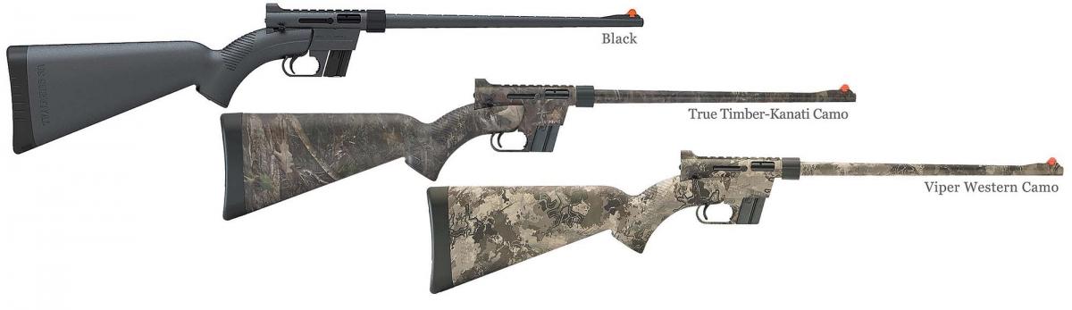 "La carabina smontabile ""da sopravvivenza"" Henry AR-7 in calibro .22 Long Rifle"