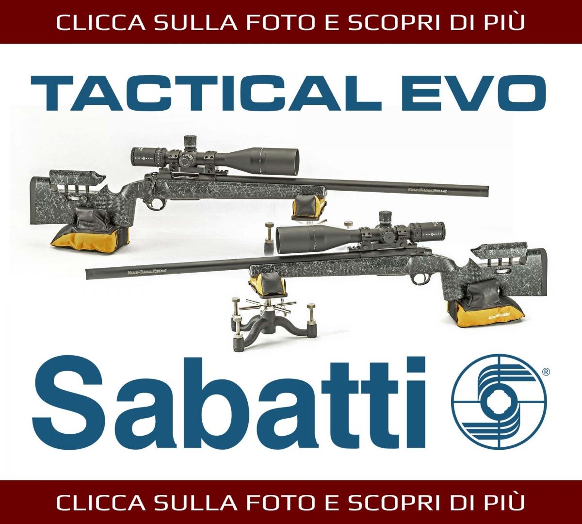 Promo.GUNSweek.com: Sabatti Tactical EVO