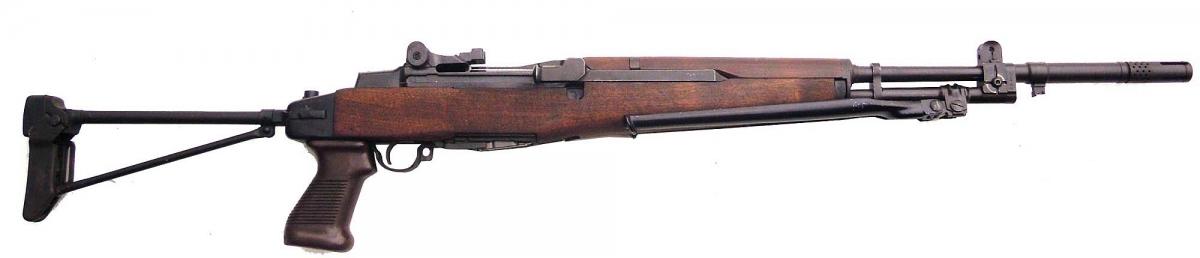 Il Beretta BM59 da Truppe Alpine come demilitarizzato dalla Redolfi