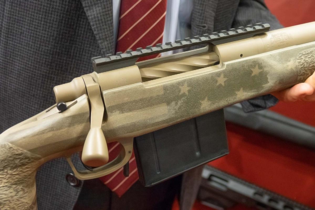 Fucile Remington 40-X Stars And Stripes
