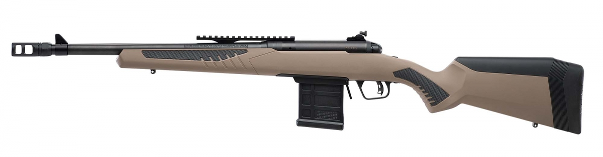 Savage Arms 110 Scout bolt action rifle | GUNSweek com