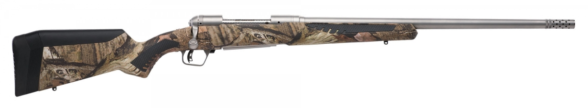 Savage Backcountry Xtreme Series - 110 Bear Hunter rifle