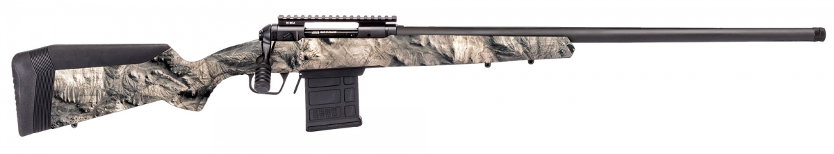 Savage Backcountry Xtreme Series - 110 Ridge Warrior rifle