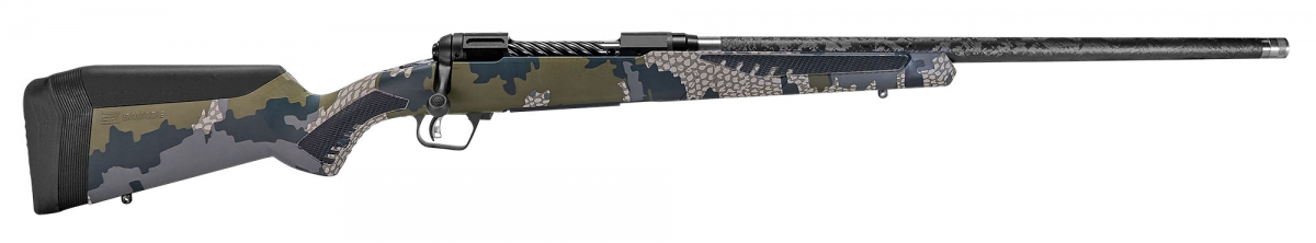Savage Backcountry Xtreme Series - 110 Ultralite Camo rifle