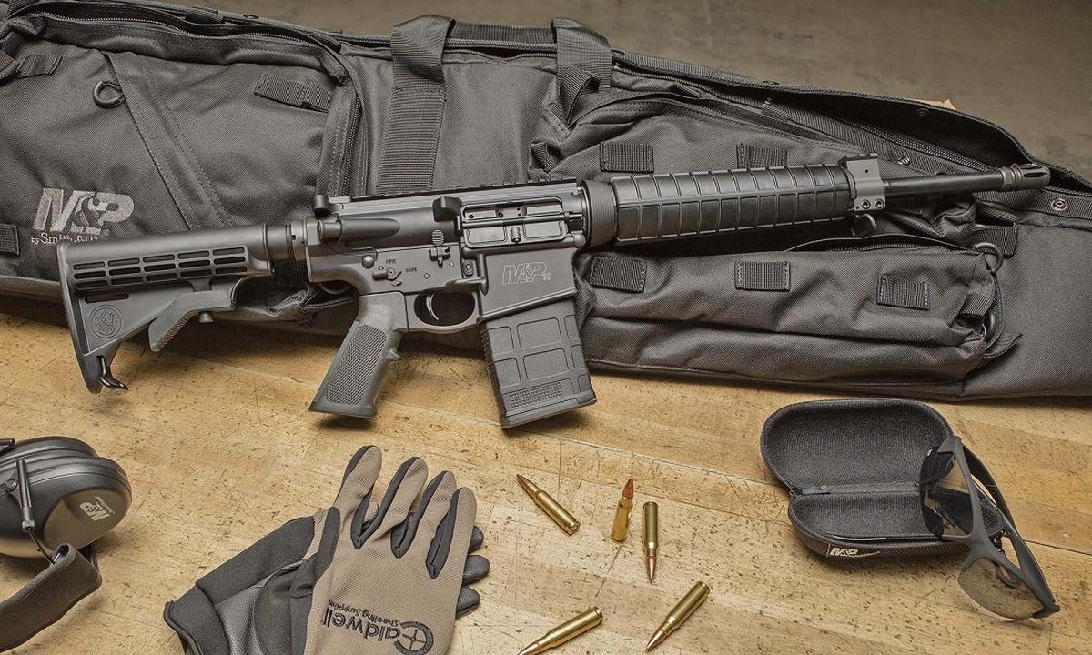 New Smith & Wesson M&P10 SPORT Rifle in .308 Winchester / 7.62x51 NATO caliber