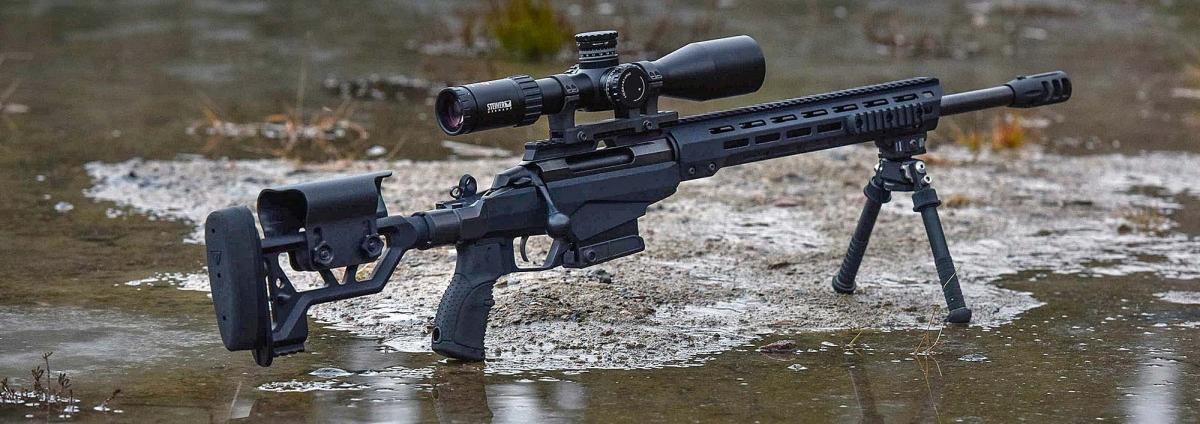 Col T3x TAC A1, il marchio Tikka entra in una nuova dimensione del tiro long-range!