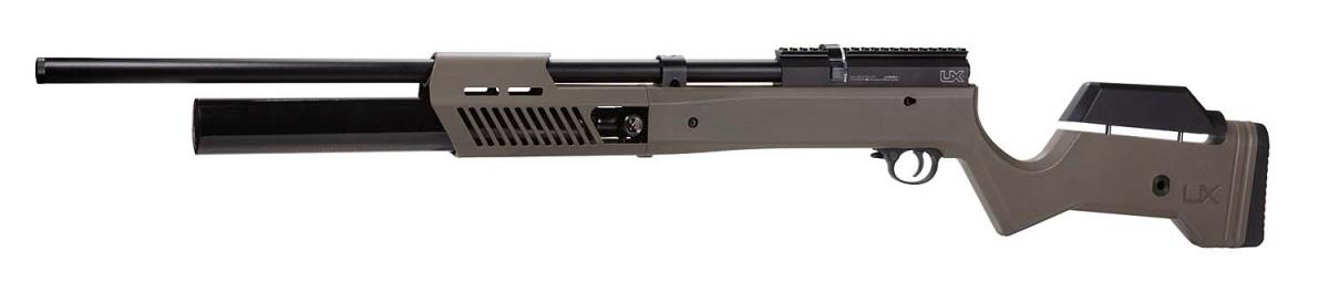 UMAREX Gauntlet 2 PCP air rifle – left side