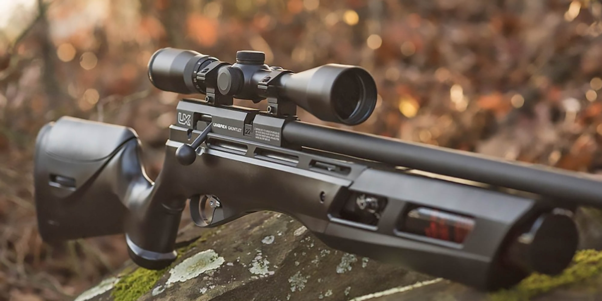 Fully moderated by its full-length shroud, the Umarex Gauntlet is incredibly quiet. Both stealthy backyard target shooters and serious hunters benefit from its ability to provide rapid, near-silent, full-power follow-up shots on demand.