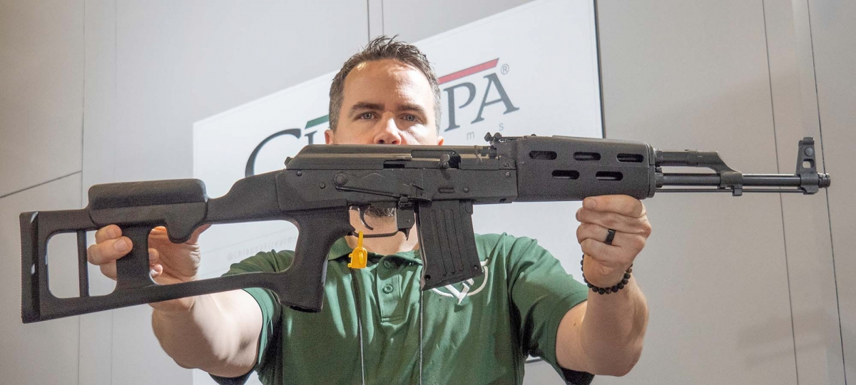 Chiappa Firearms RAK-9 9mm carbine